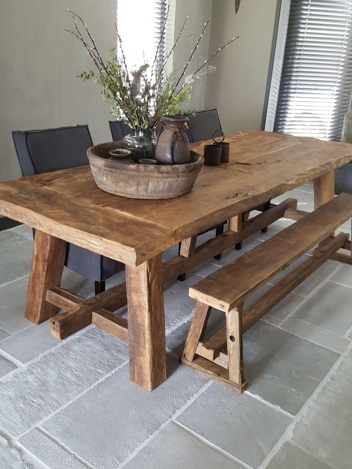 oud eiken meubels